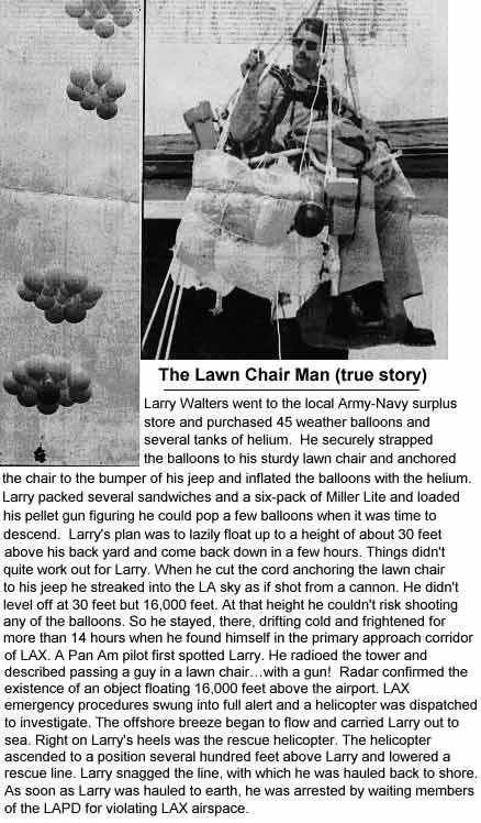 Lawnchair Larry