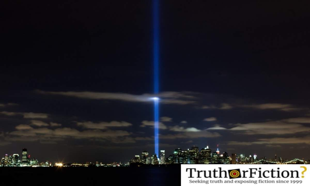 Not Only Were the Events of 9/11 Overwhelming — So Were the Rumors