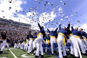 President Obama Delayed Thunderbirds Air Show Following Air Force Academy Graduation- Fiction!