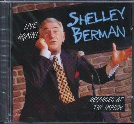 Shelly Berman album cover