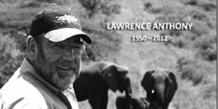 """Elephants Paid Their Respects to Late """"Elephant Whisperer"""" Lawrence Anthony-Reported to be Truth!"""