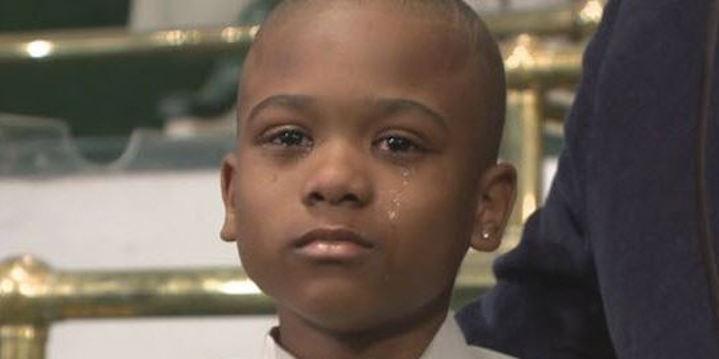 Boy Sang Gospel Song Until Kidnapper Released Him-Truth!
