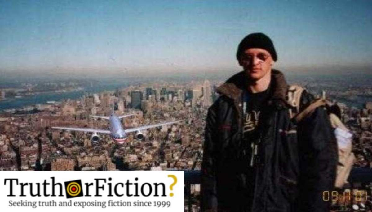 The Story of the 9/11 'Tourist of Death'