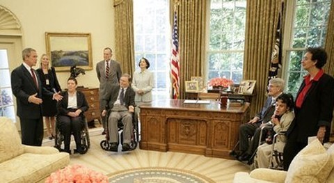 bush oval office. President Obama Has Redecorated The Oval Office Middle Eastern Style-Fiction! Bush R