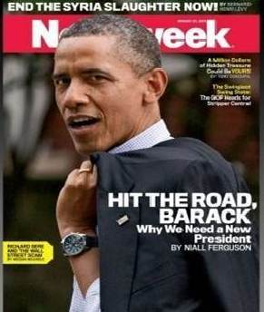 matt patterson newsweek obama