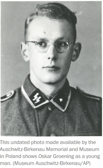 Undated photo of Oskar Groening