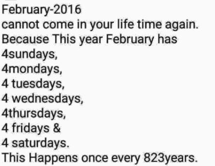 February 823 years