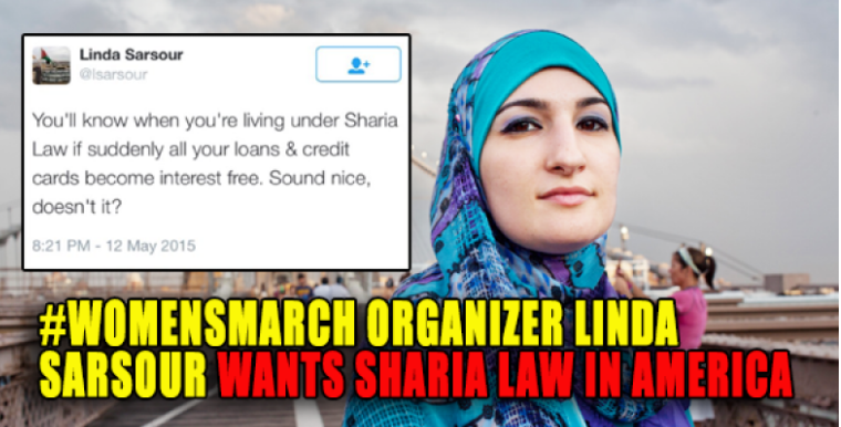 Linda Sarsour sharia law