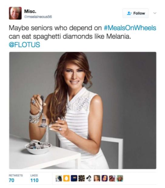 trump meals on wheels
