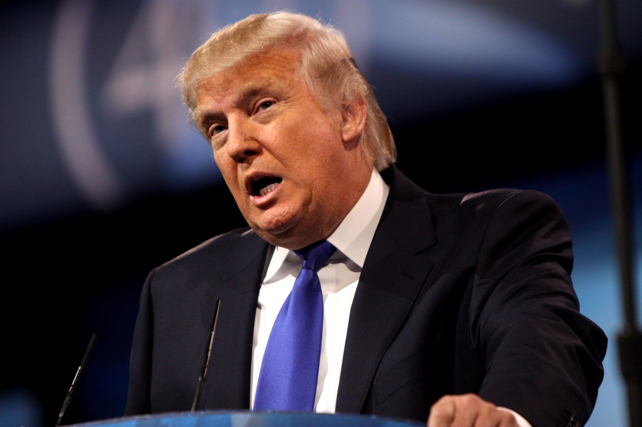 Is Donald Trump Deleting Anti-Immigrant Tweets?
