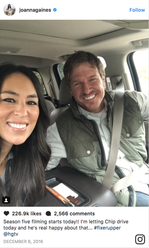 joanna gaines leaving fixer upper