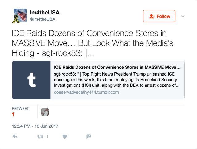 ice raids convenience stores
