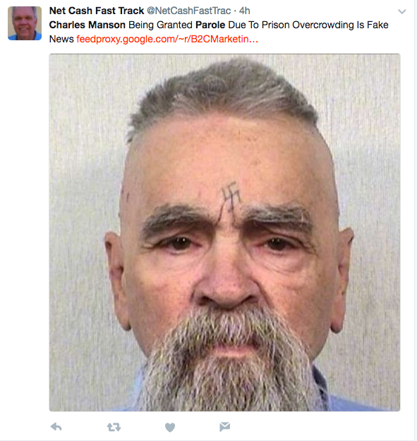 Charles Manson parole
