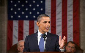 Former United States President Barack Obama.