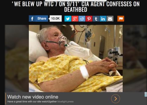cia agent confesses wtc7