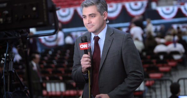 Did a CNN Reporter Assault a White House Employee?