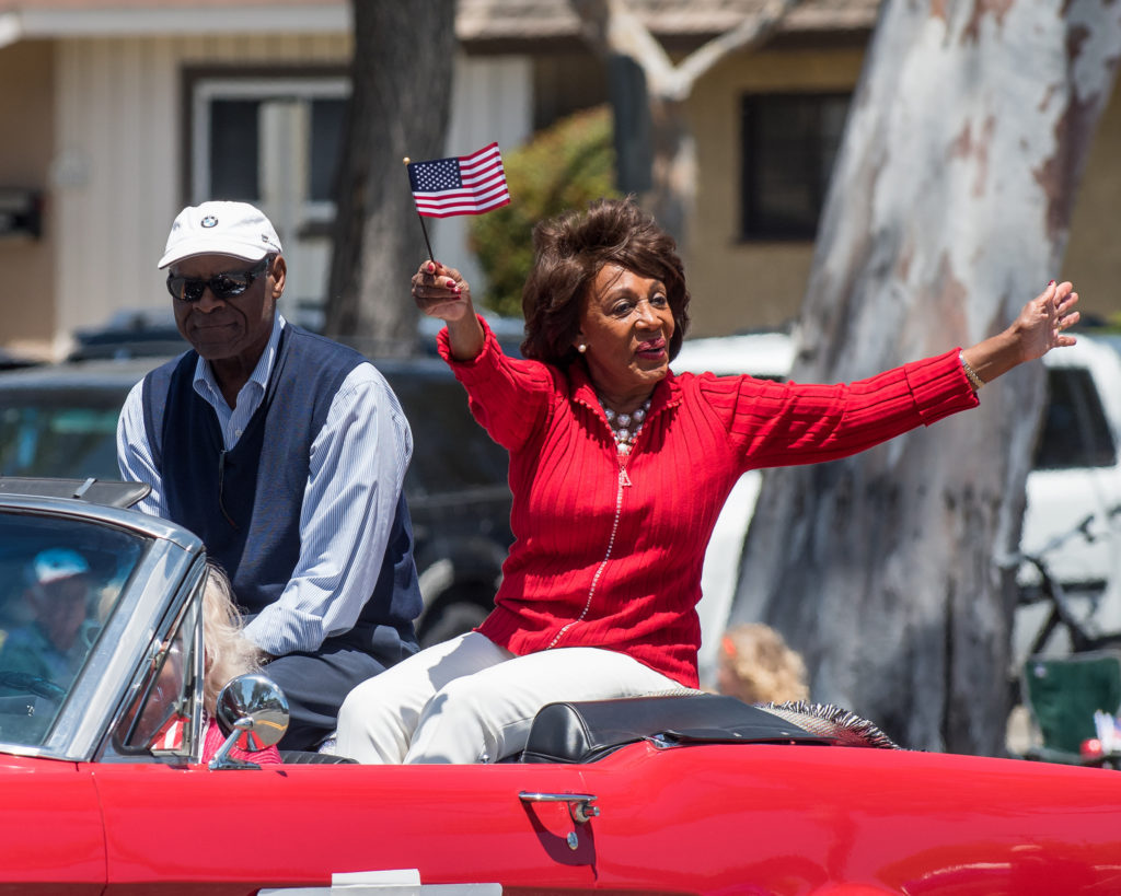 Rep. Maxine Waters (D-California).