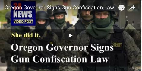 oregon gun confiscation