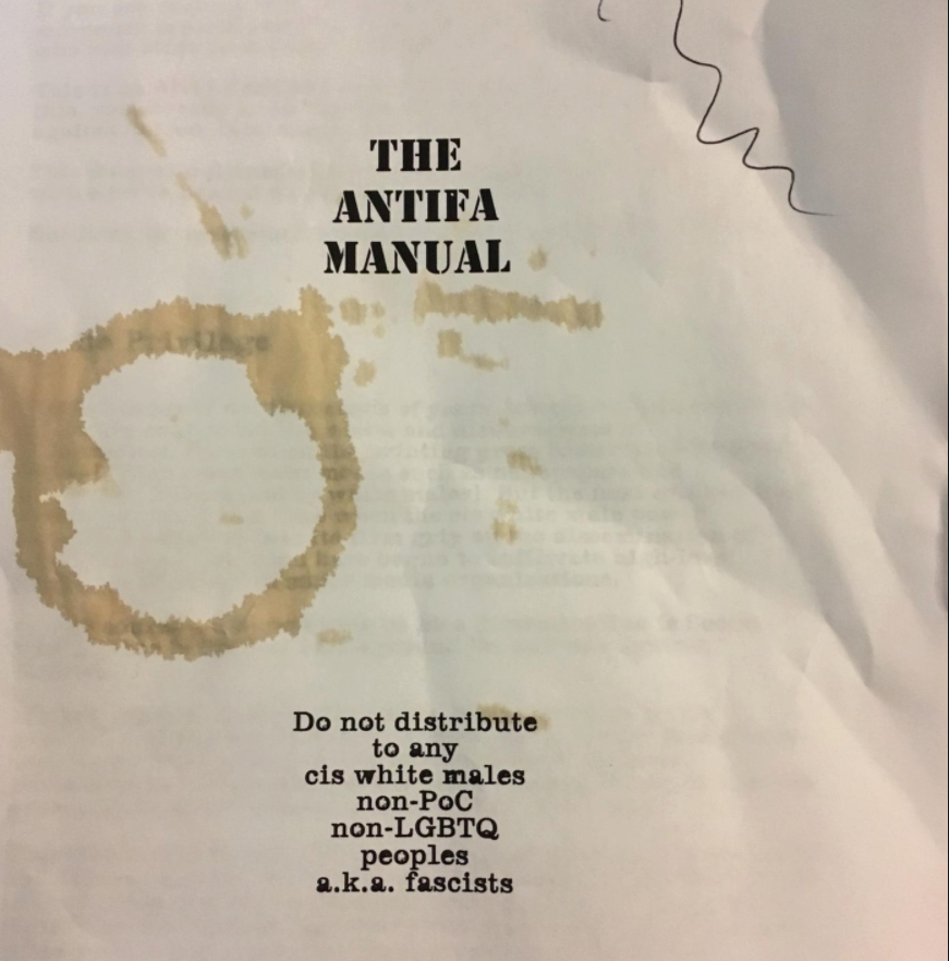 antifa manual