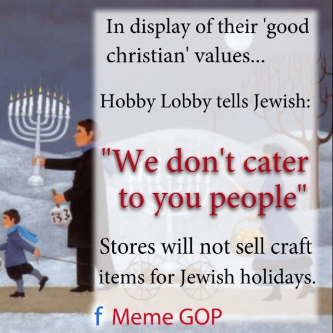 hobby lobby jewish holiday - Hobby Lobby After Christmas Sale