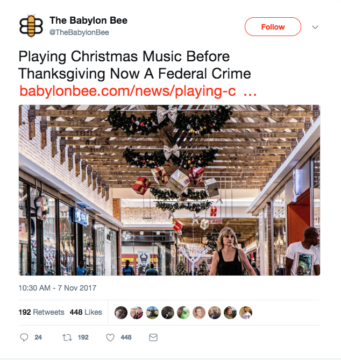 christmas music crime