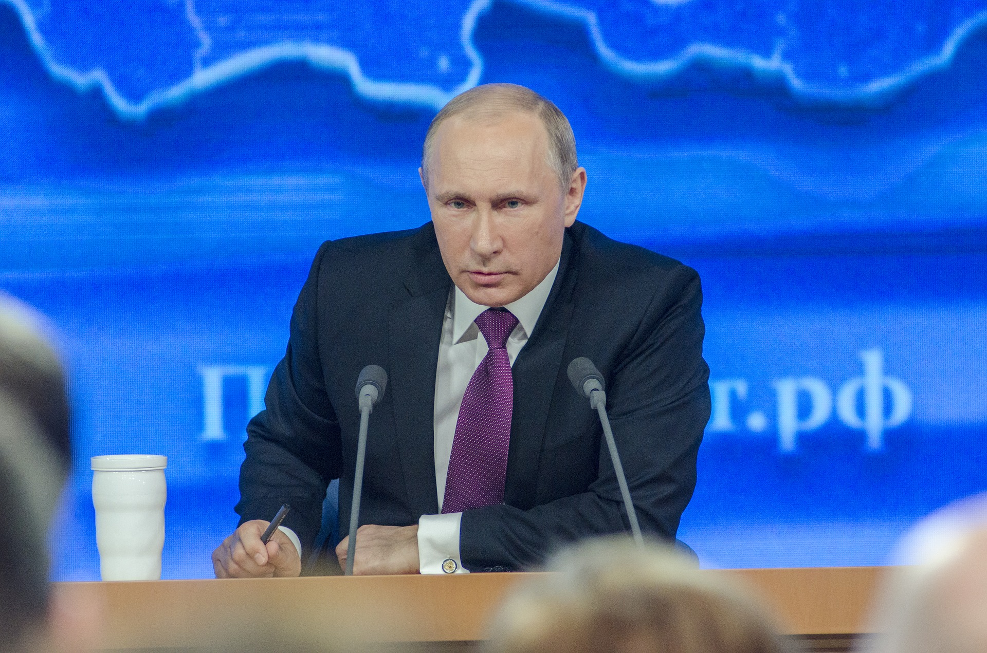 Did Vladimir Putin Say the United States' Influence in the World Is 'Waning'?