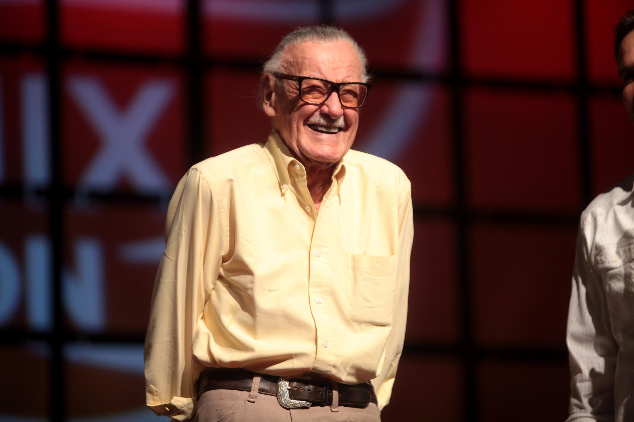 Stan Lee, Comic-Book Legend, Dead at 95