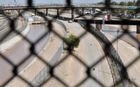 El Paso-Juarez border crossing.