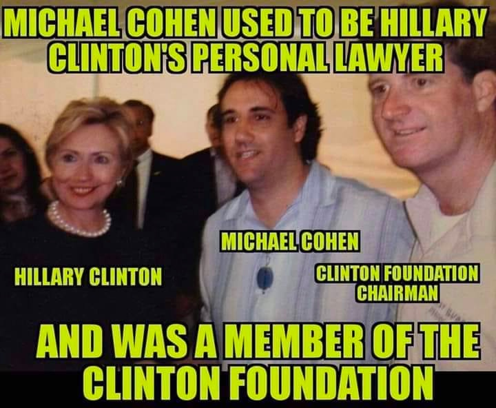 Was Michael Cohen Hillary Clinton's 'Personal Lawyer'? - Truth or