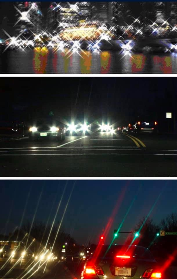 713aa132214f If You Have Astigmatism, This Is What Lights Look Like - Truth or ...