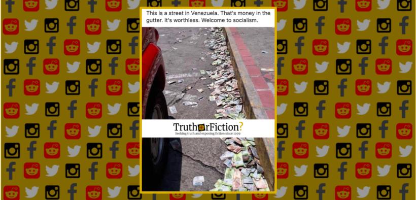 venezuela_money_in_gutter_street