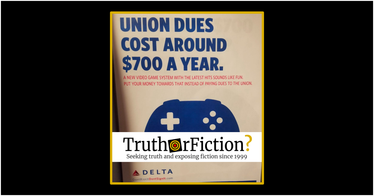 Delta Tried to Convince Employees Video Games Better Than Unions