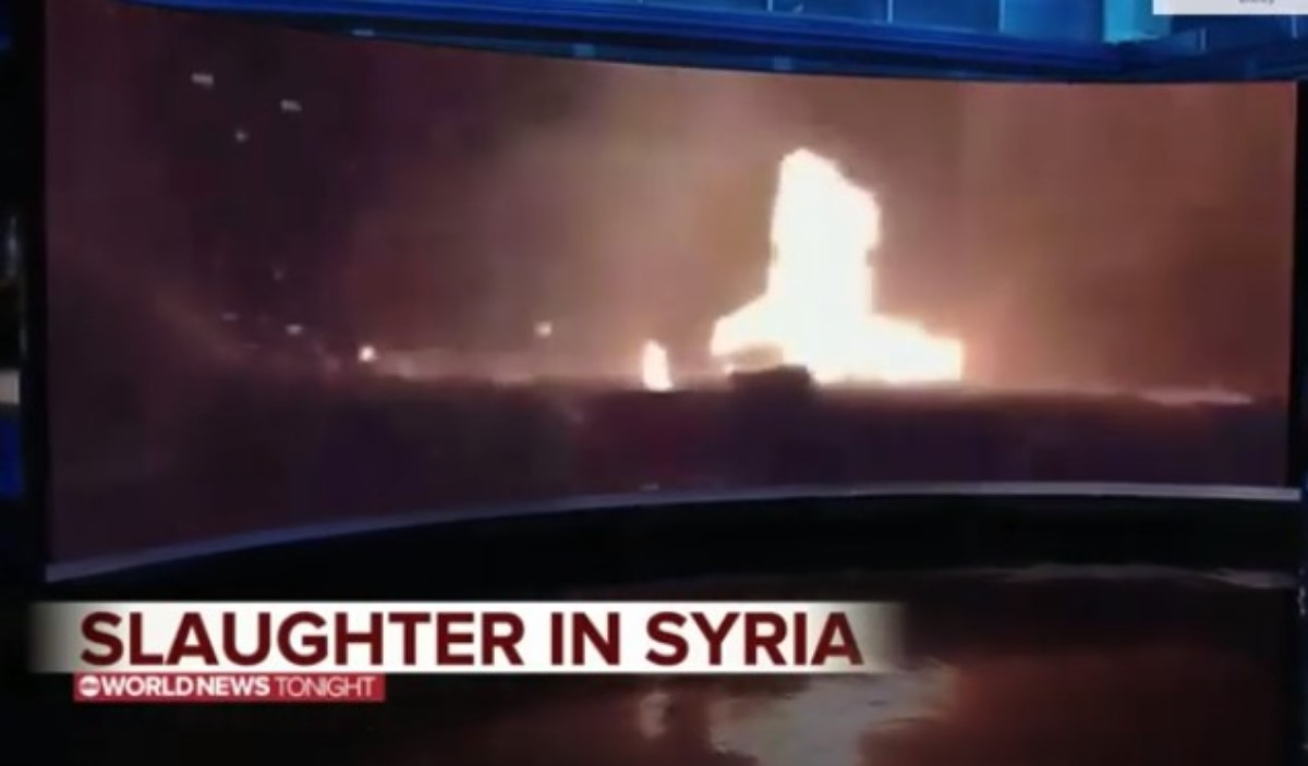 ABC News Yanks 'Slaughter in Syria' Video Revealed as YouTube Clip Filmed in Kentucky