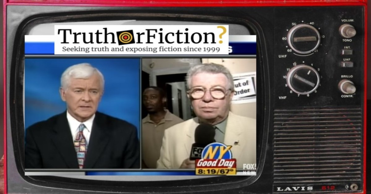 2001 'Good Day New York' On-Air Argument Gets New Life Online