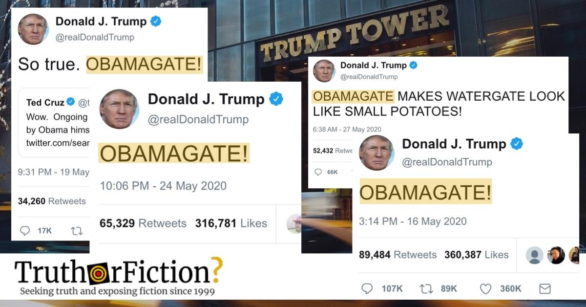 Obamagate, Explained