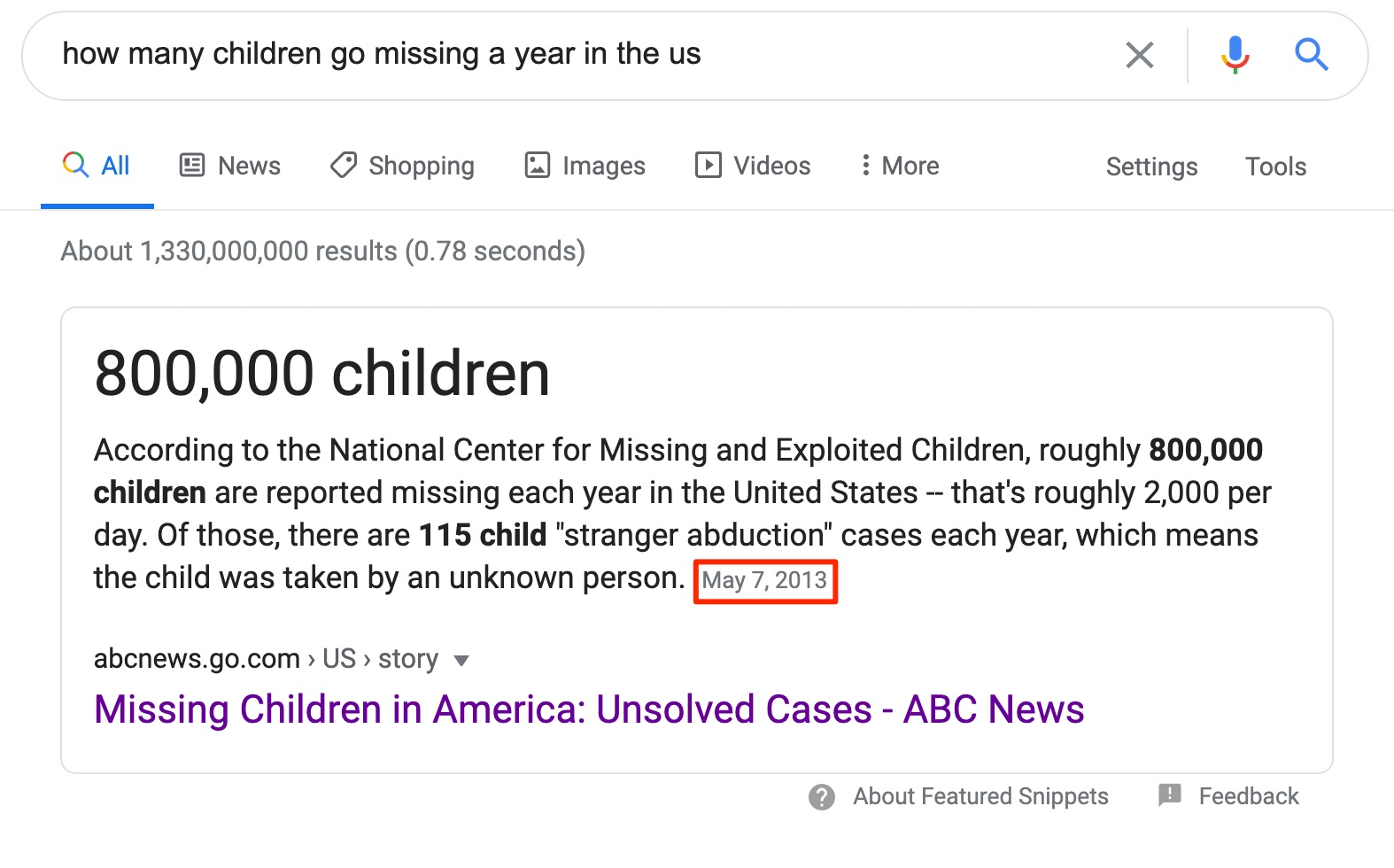 how_many_children_go_missing_a_year_in_the_us_-_800000 2020
