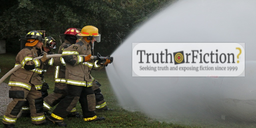 How to Fight Disinformation — Part I: Firehosing