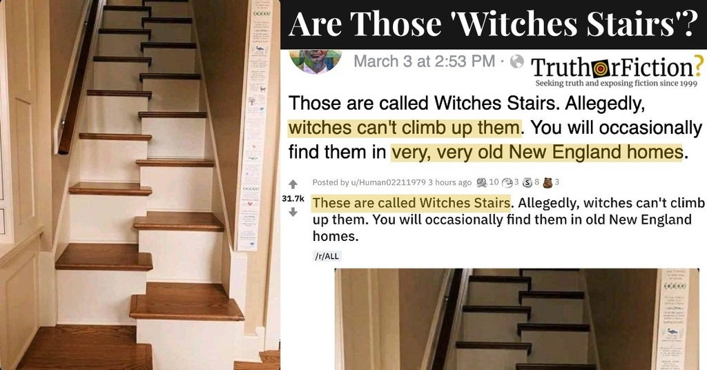 'Witches Stairs'