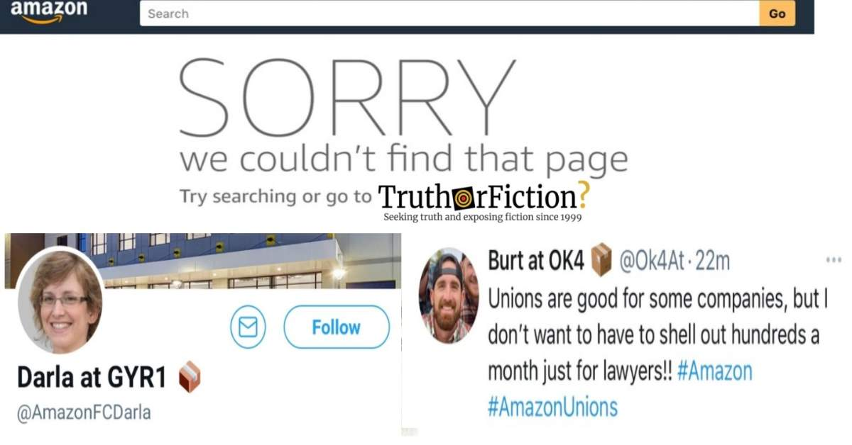 Comedian Reveals Himself as Creator of Viral 'Darla From Amazon' Twitter Account