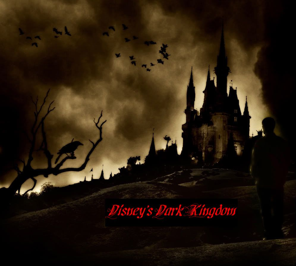 disney dark kingdom concept