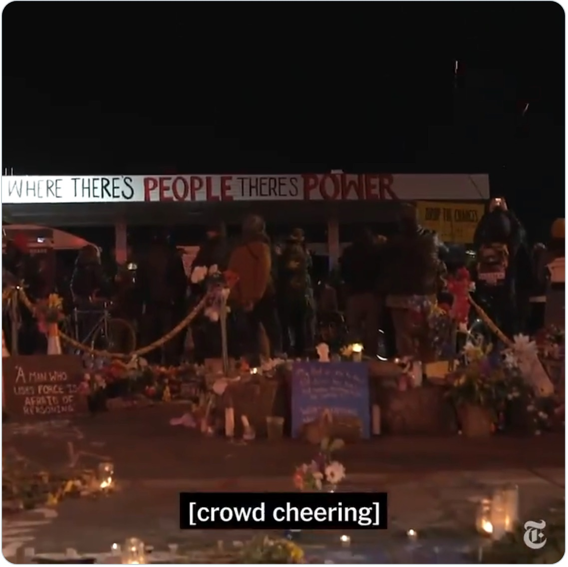 BLM angry floyd chauvin verdict