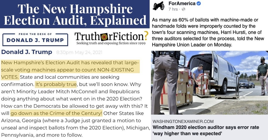 The New Hampshire Election Audit