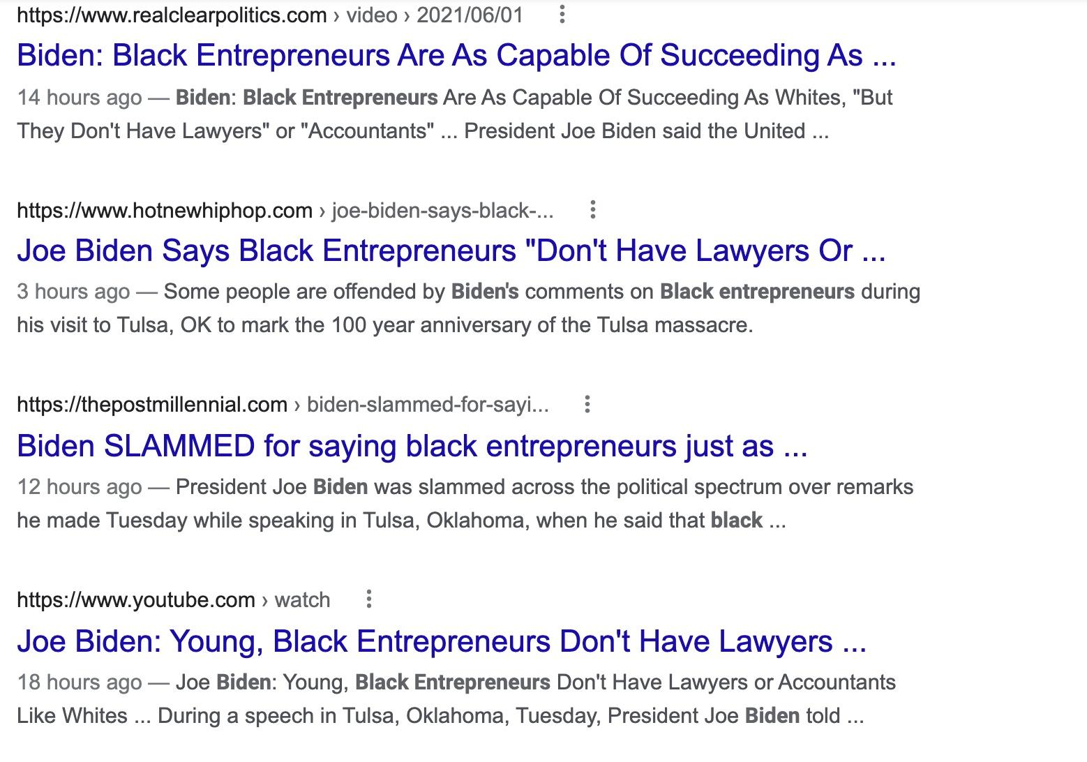 biden black entrepreneurs lawyers