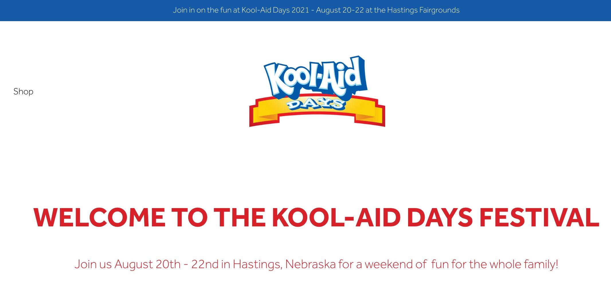 national kool aid day 2021